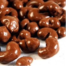 Cashews, chocolate - 10oz