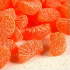 Orange slices candy - 16oz